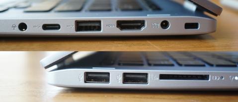 port ASUS VivoBook Flip TP412
